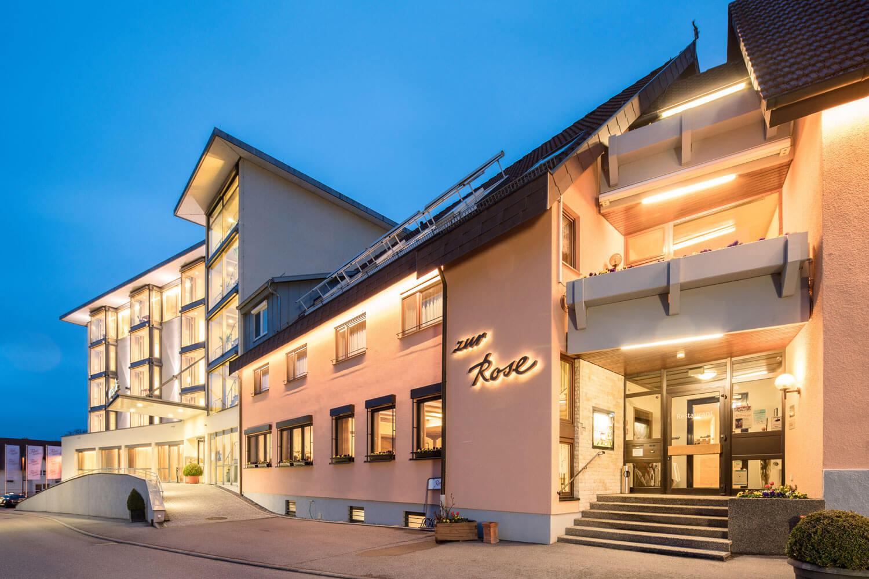 Hotel Restaurant Rose Bretzfeld (1)
