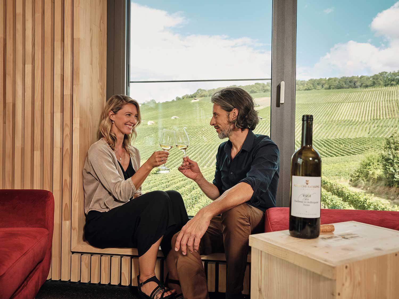 Wein & Architektur
