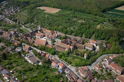 Kloster Maulbronn an der Klosterroute Nordschwarzwald