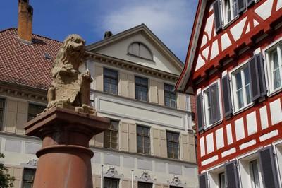 Calw_Hesse Museum außen