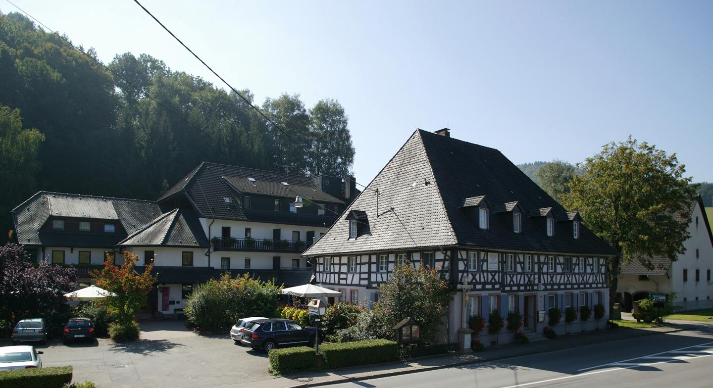 Landidyll Hotel Kreuz_1