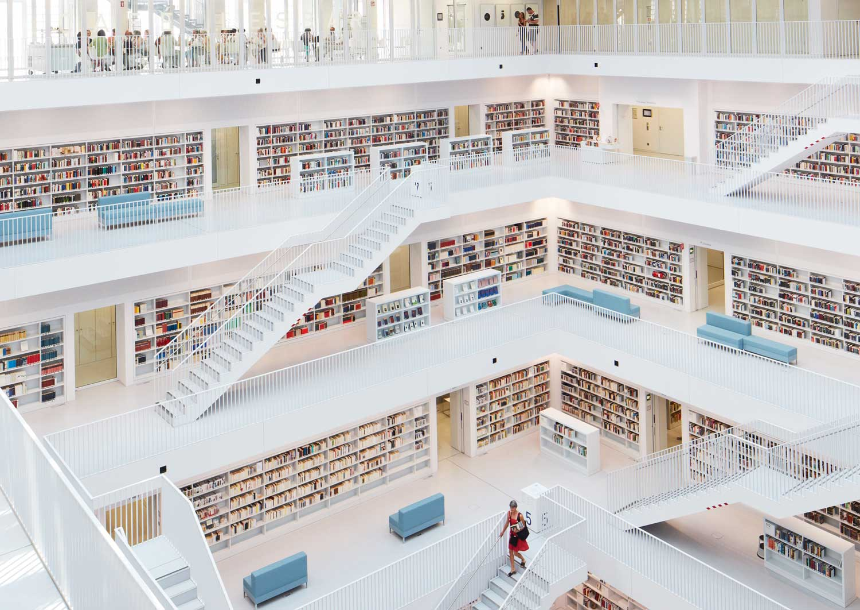 Stuttgart_Stadtbibliohek