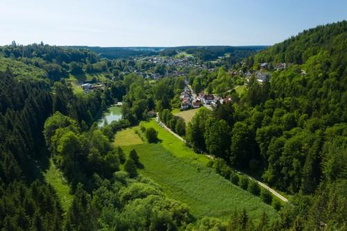 Mühlenweier in Betzweiler