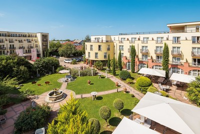 Hotel Villa Toskana Executive Außenansicht