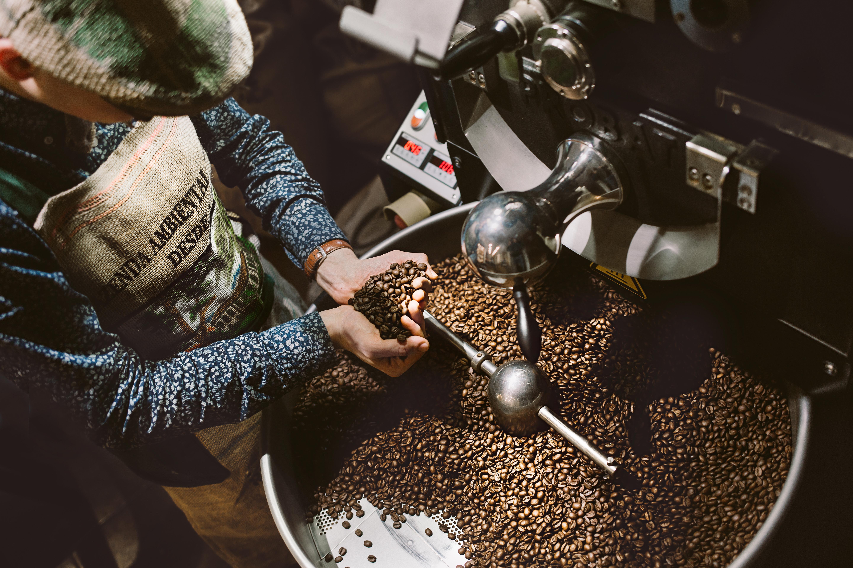 Kaffeesack Röster Torsten Heizman Baden-Baden