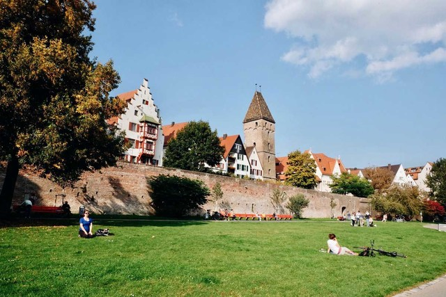Ulm_Donauufer Susi Maier