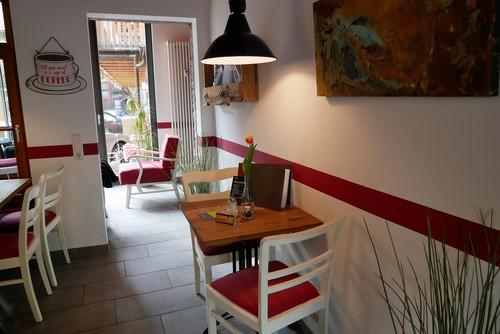 Cafe Kammerzelt Ulm Innen