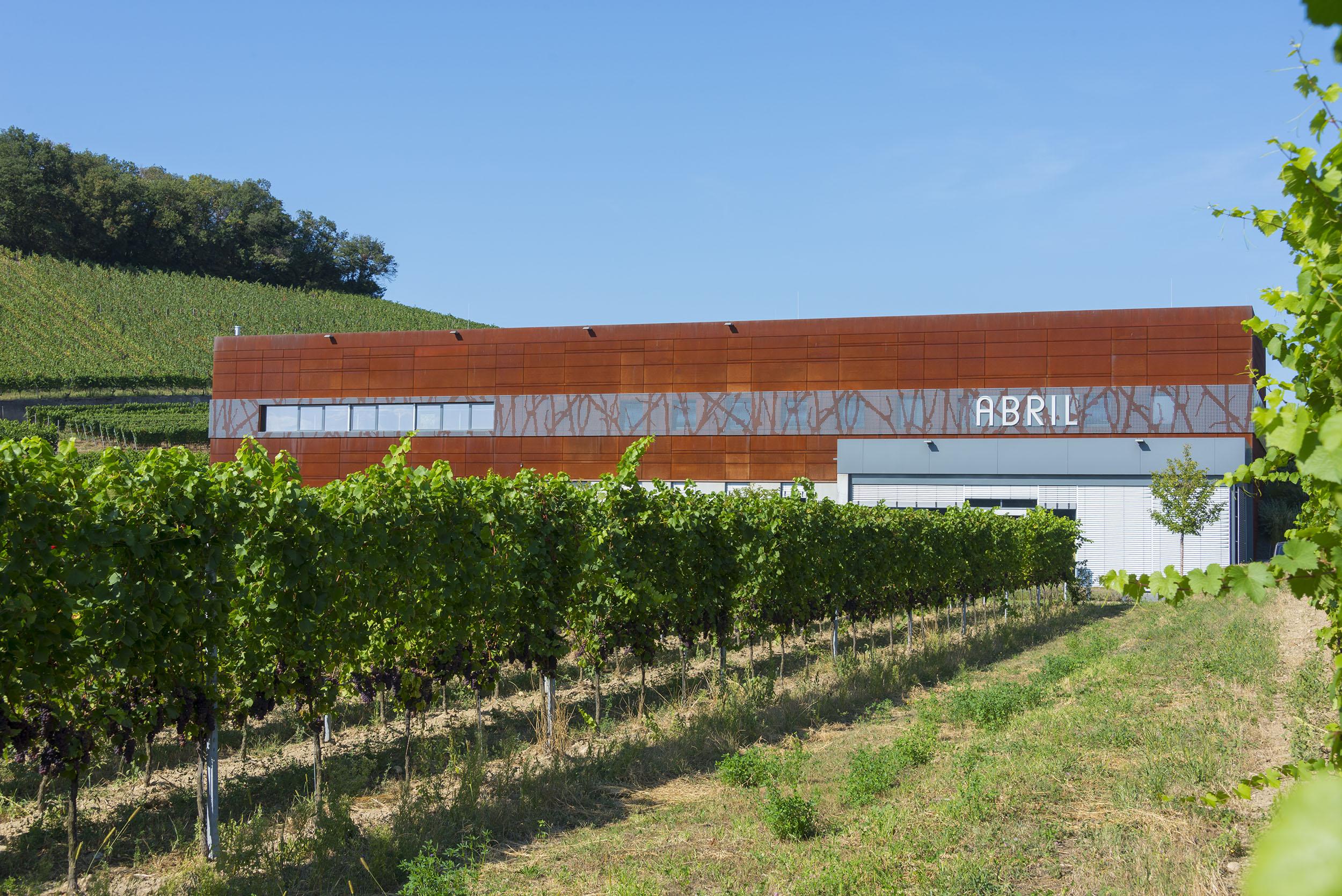 Weingut Abril im Kaiserstuhl