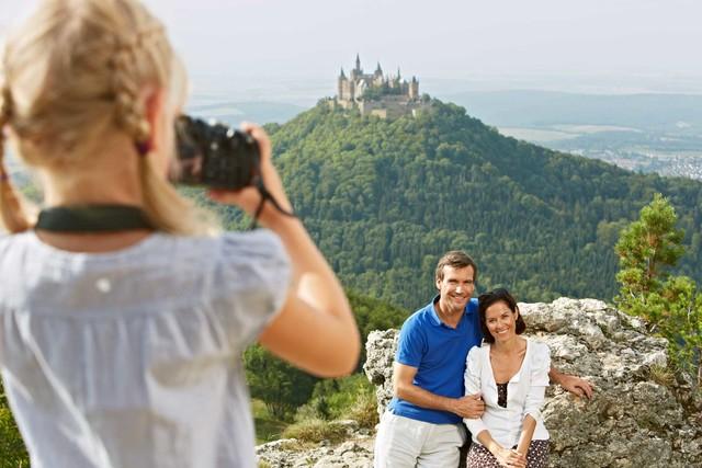 Burg Hohenzollern_Familie