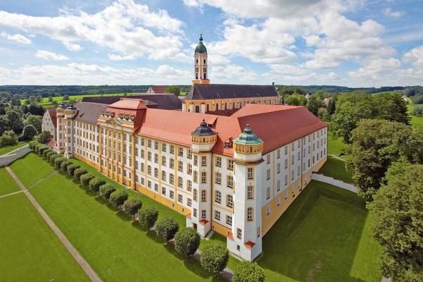 Oberschwaben_Kloster Ochsenhausen