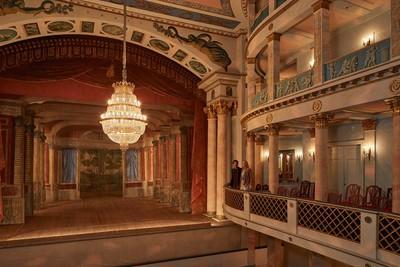 Schloss Ludwigsburg_Theater