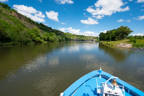 Neckar Käpt'n -  Auf dem Wasser durch die Region Stuttgart
