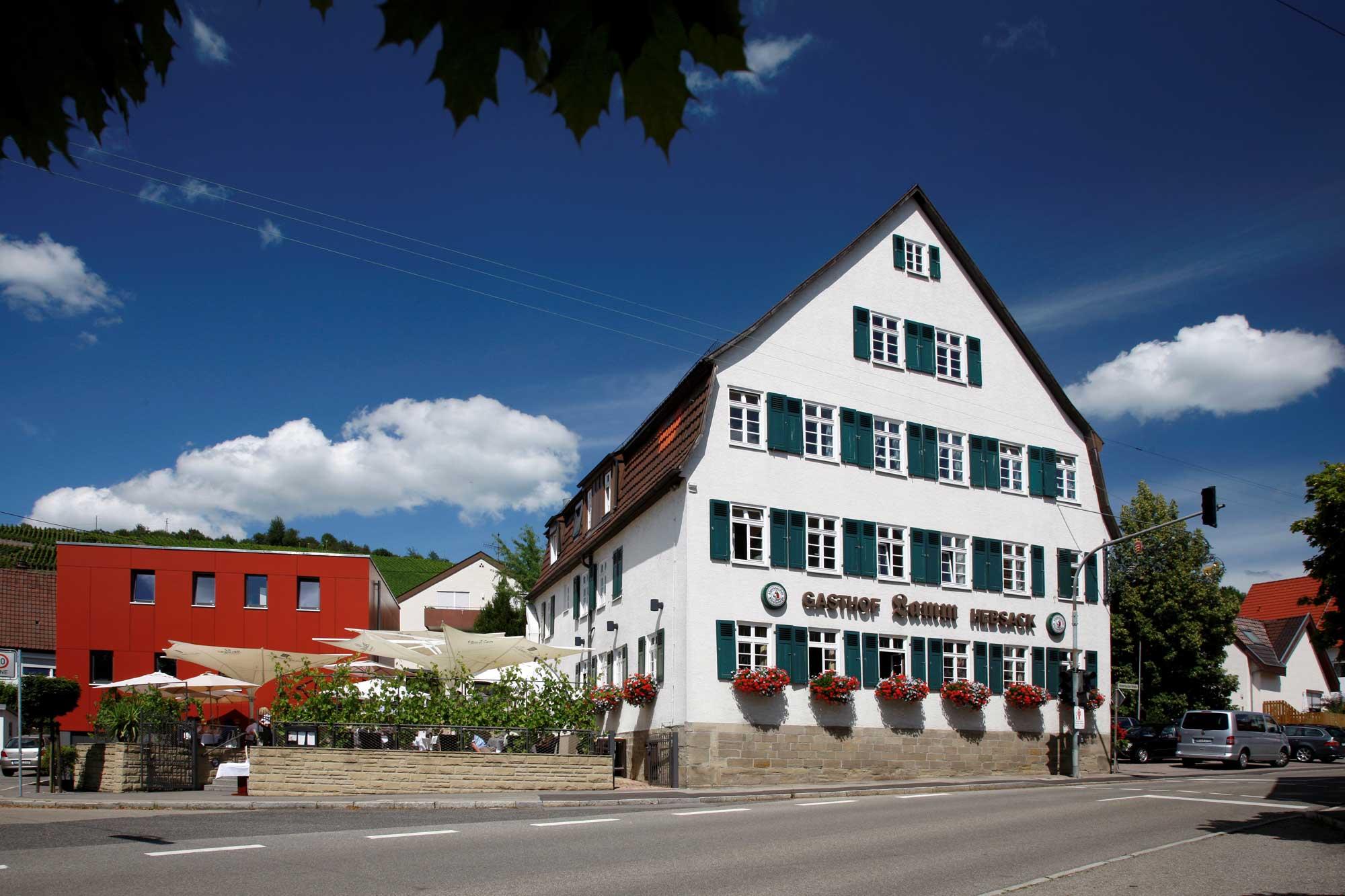 Hotel Restaurant Lamm Hebsack_3