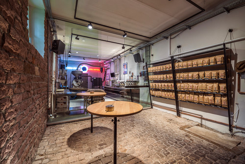 Kaffeerösterei Florian Steiner Heidelberg