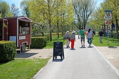 Brenzpark in Heidenheim im Stauferland, Schwäbische Alb