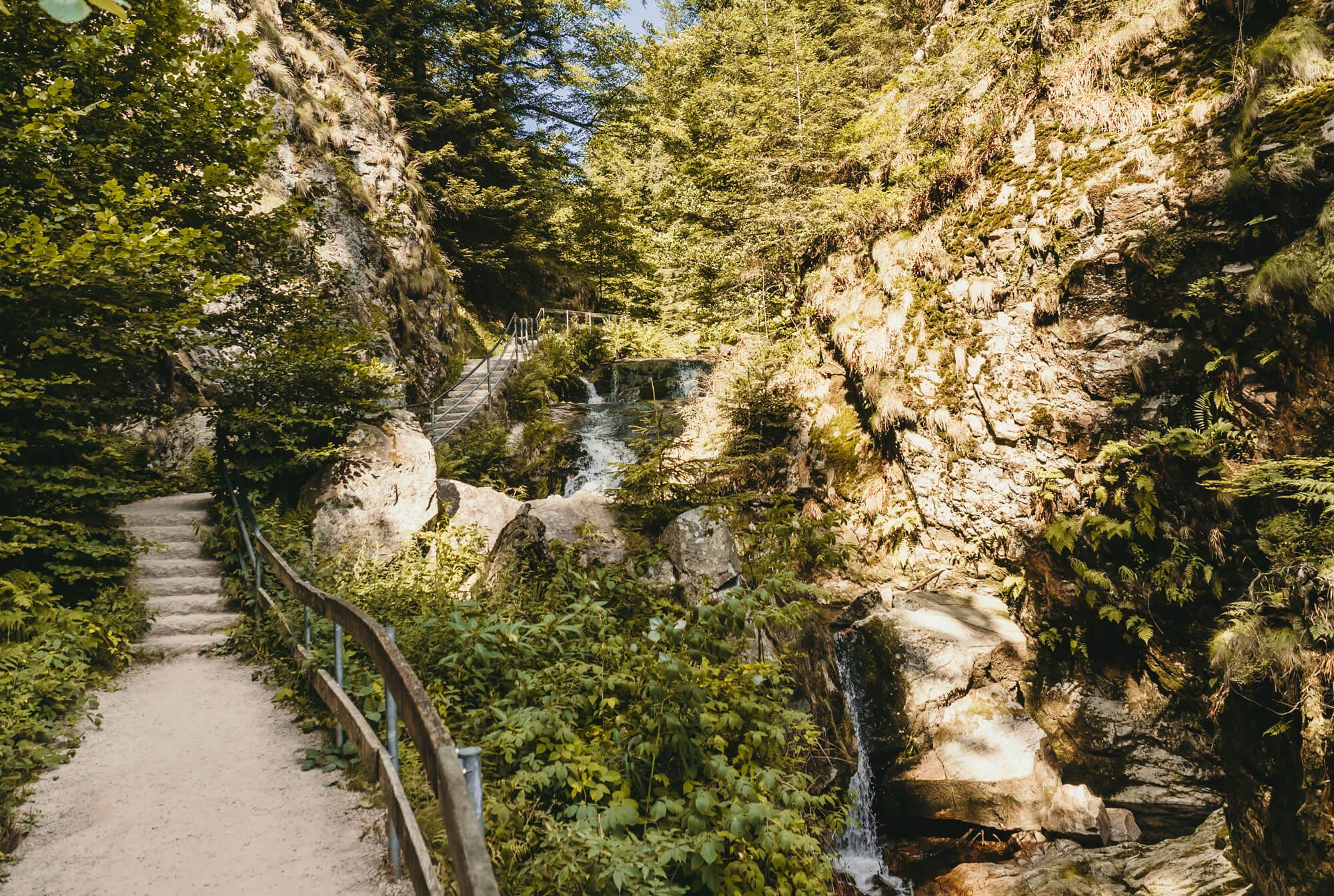 Wasserfälle Allerheiligen - © Julia Lassner