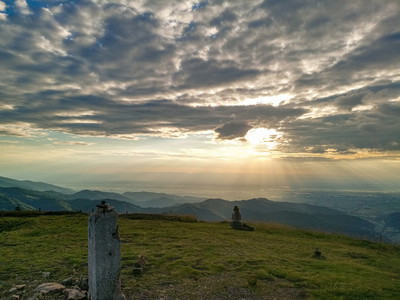 Schwarzwald_Ausblick Sonnenaufgang
