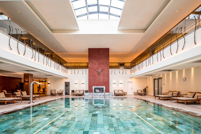Friedrichsruhe_Indoor Pool