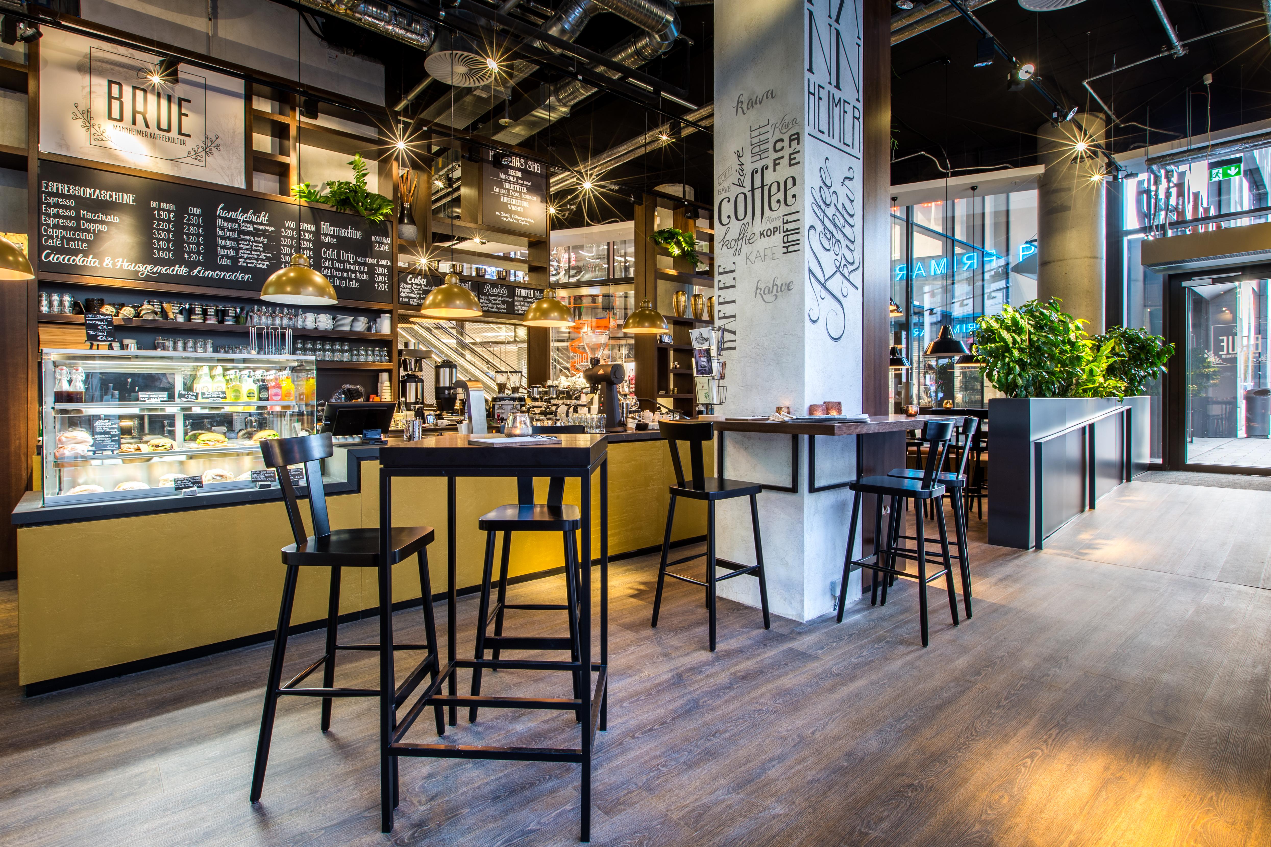 Café Brue Mannheim