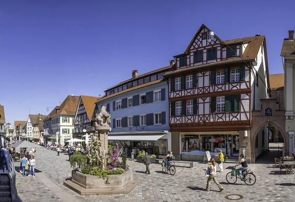 Oberkirch_Fußgängerzone