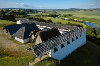 Herbertingen Schwäbische Alb - Freilichtmuseum Heuneburg