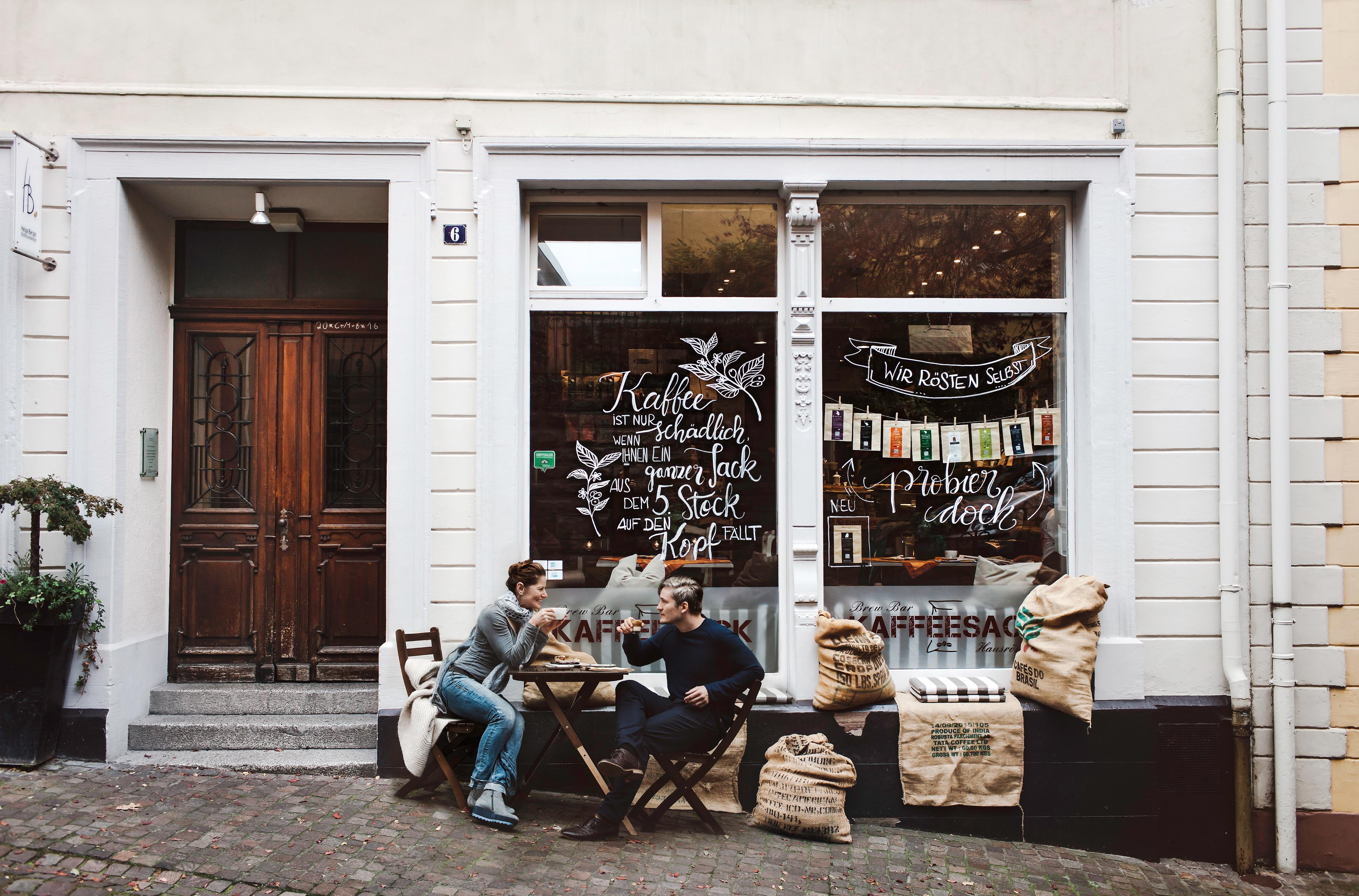 Kaffeesack Baden-Baden