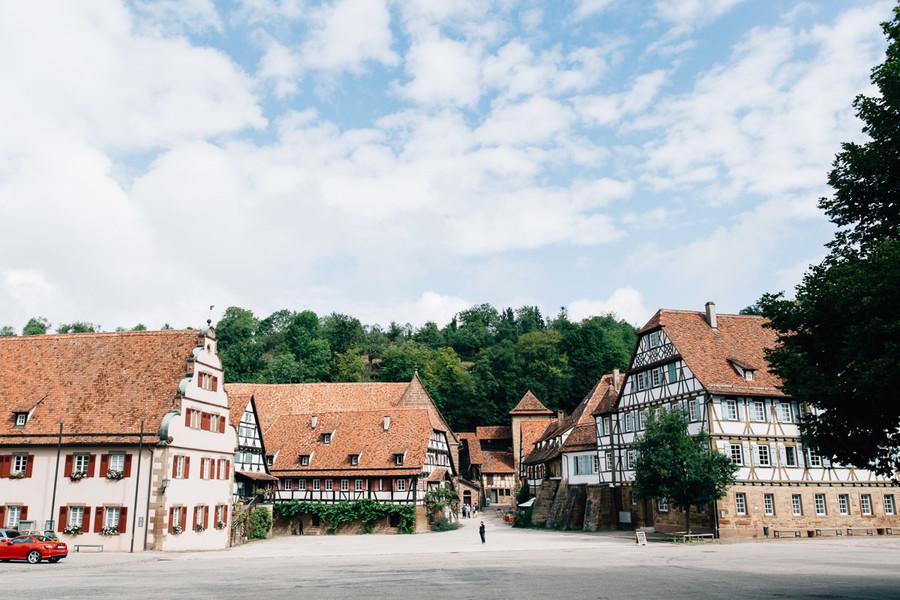 Das Kloster Maulbronn steht seit 1993 auf der Welterbeliste.