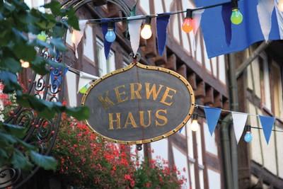 Weinheim_Kerwe Haus