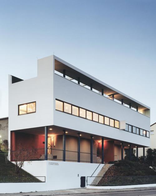 Weißenhofsiedlung Stuttgart Le Corbusier Doppelwohnhaus
