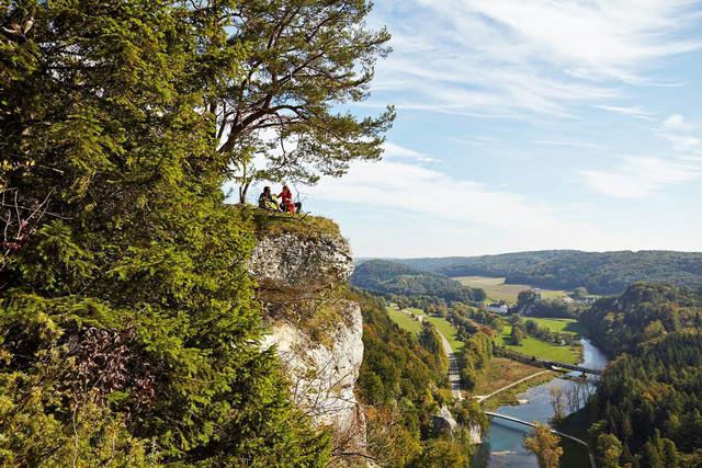 Schwäbische Alb, Sigmaringen
